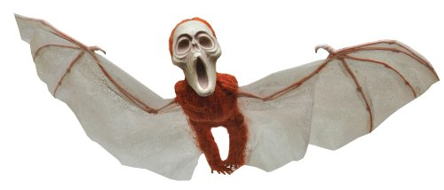 UHC Scary Hanging Flying Monkey Horror Party Decoration Halloween Prop