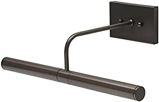 "product image for House of Troy DSL14-91 Direct Wire Slim-Line Picture Light, 14"", Oil Rubbed Bronze"