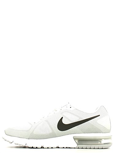 Nike Wmns Air Max Sequent, Zapatillas De Running para Mujer Blanco (White / Mtlc Drk Gry-Cl Gry-Pr P)