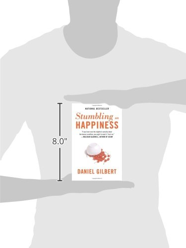 stumbling on happiness Not as simple as you think, says dr daniel gilbert, author of stumbling on  happiness.