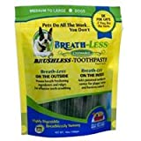 Ark Naturals Breath Less Brshlss Tpste 12 Oz