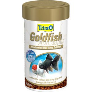 Tetra. Goldfish Gold Japan -Mini sticks 145g/250ml tube Germany