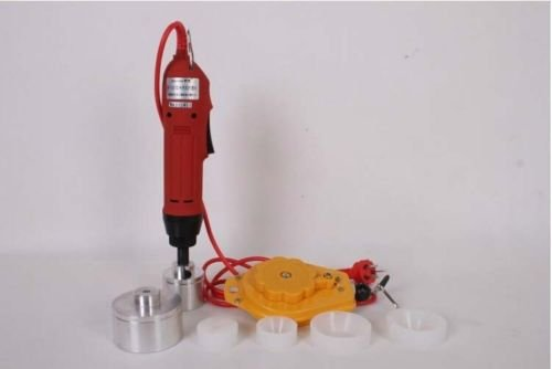 10-50mm New Manual Electric Screw Capper Plastic Bottle Capping Machine 220V by KY (Image #1)