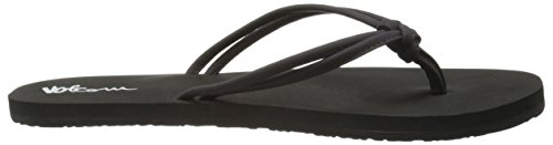 Volcom Women's Forever and Ever Dress Sandal Black jD8z1
