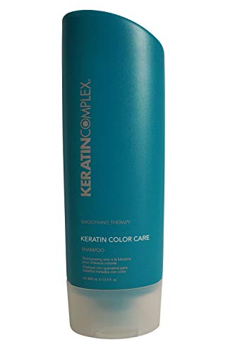 - Keratin Complex Smoothing Therapy Keratin Color Care Shampoo - 13.5 Oz