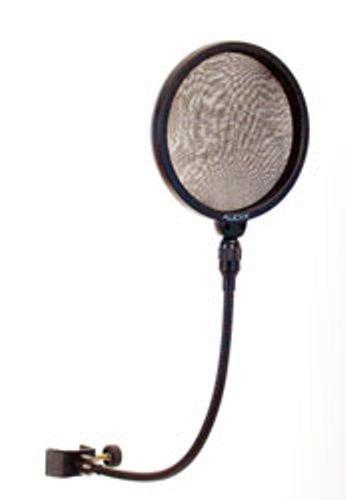 Audix Gooseneck - Audix PD133 Pop Filter and Gooseneck for Microphone Stands