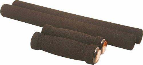 Black 7//8 x 7mm x 5//20 x 7mm x 13 Big ROC Rubber Foam Grips 4 Piece
