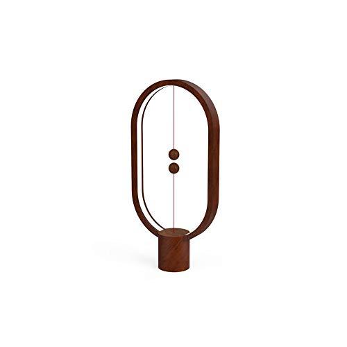 TFTEAM Magnetic Heng Balance LED Lamp, USB Powered Warm Light Eye Suspension Night Light Magic Lights, Bedroom, Bedside, Home, Office, Cafe Decoration Lights
