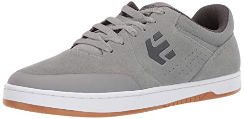 Etnies Men's Marana Skate Shoe, Grey, 9 Medium US