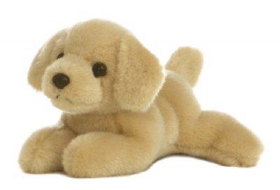 Amazon Com Aurora World Simply Golden Retriever 6 Plush Toys Games