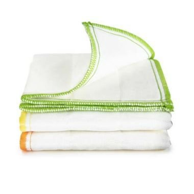 Mabu Multi Household Biodegradable Cleaning Cloths - Pack of 3