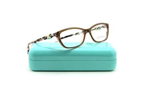 Tiffany & Co. TF 2074 Women Cat-Eye Eyeglasses RX - able Frame 8255, ()