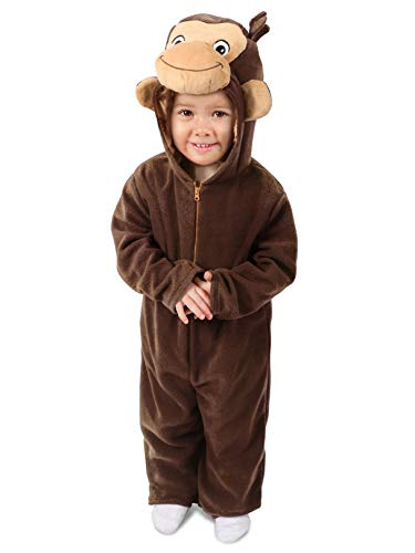 Princess Paradise Curious George Child's Costume,