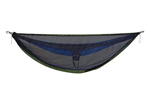 ENO Eagles Nest Outfitters - Guardian SL Bug Net, Hammock Bug Netting, Olive
