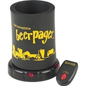 INCREDIBLE REMOTE CONTROLLED BEER PAGER-BELCHER VERSION by RC Products LLC