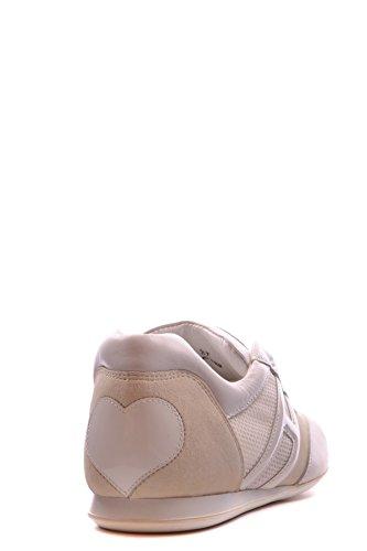 Hogan Sneakers Donna MCBI148194O Pelle Bianco