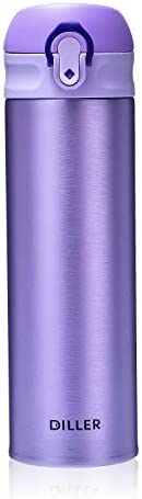 DILLER Insulated Stainless Thermos BPA Free product image