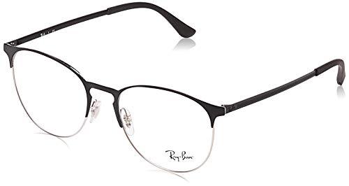 Ray-Ban RX6375 Round Metal Eyeglass Frames