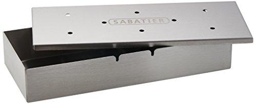 Sabatier 5186086 Stainless Steel Smoker Box by Sabatier