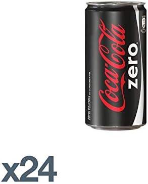 CERO LATA DELGADA 24PCS X 250ML: Amazon.es: Alimentación y bebidas