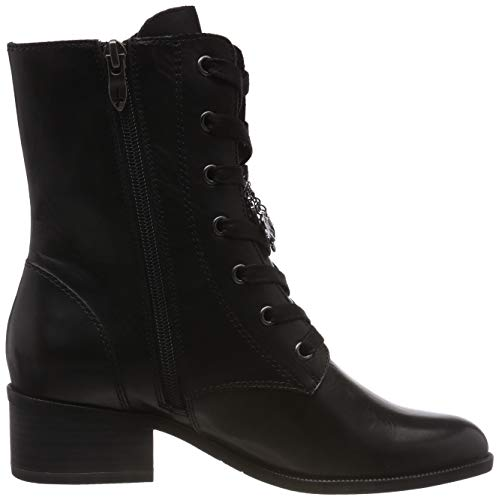 25151 Tamaris Rangers Bottes Leather 3 Noir Femme Black 31 Zqdrtd