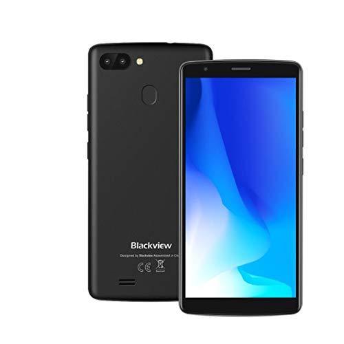 Touch 3g Silicone (Liu Nian 5.5 inch Dual HD Camera 8 MP Unlocked Phone - 2GB Ram 16GB ROM Dual-SIM GSM- Fingerprint ID Android 8.1 Mobile Phone SmartPhone (Black))