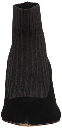 Dolce Pump Vita Nyke Women's Suede Black rF4qrxR