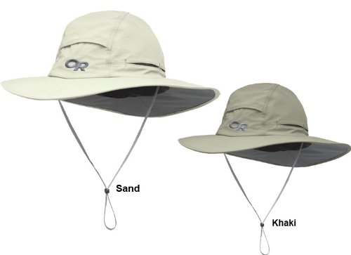 (Outdoor Research Sombriolet Sun Hat, Sand, Large)