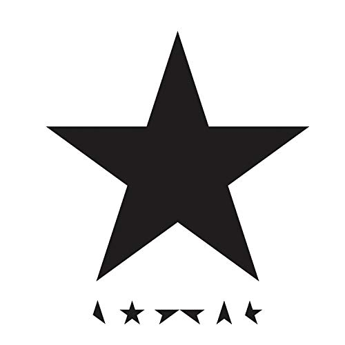 Black Star David Bowie Rock Pop Music T-Shirt