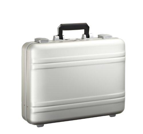 zero-halliburton-premier-4-inch-aluminum-attached-silver-one-size