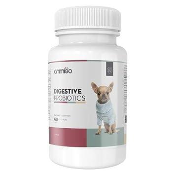 Animigo Probiótico Digestivo para Perrros 60 Suplementos ...