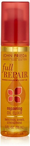 John Frieda Full Repair Repairing Oil Elixir 3 oz