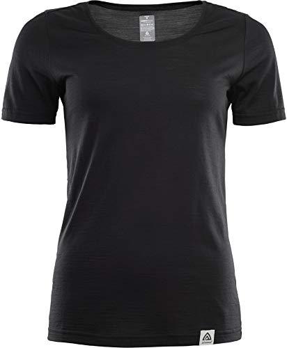 Aclima LightWool T-Shirt damen Jet schwarz 2019 Kurzarmshirt
