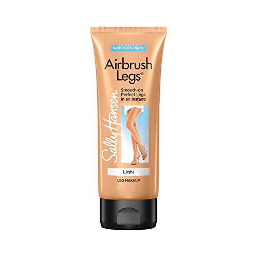 Sally Hansen Airbrush Legs Lotion, Light, 4 oz (Sally Hansen Leg Makeup Before And After)