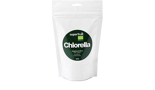 chlorella bäst i test