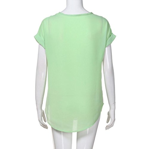 Poli SANFASHION Shirt155 de Bailarinas Bekleidung Damen SANFASHION TqB8R8