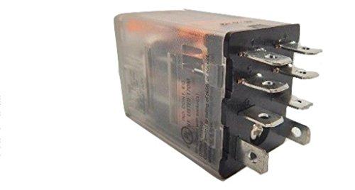 Power Relay DPDT 24 VDC 12 A D7 Series Socket Amazoncom