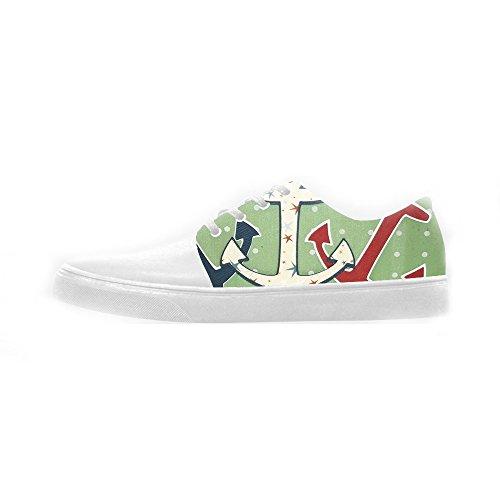 Womens Anker Canvas Blau Footwear D Sneakers Schuhe Schuhe Ozeans Dalliy des shoes shoes qnfIIt