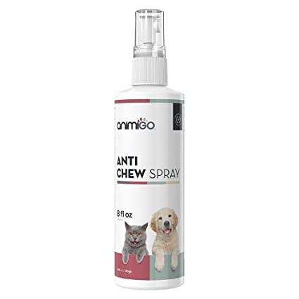 Animigo Spray 236ml Anti Mordeduras para Gatos y Perros