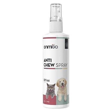 Animigo Spray 236ml Anti Mordeduras para Gatos y Perros