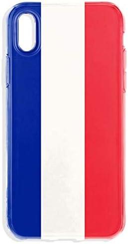 MyCoque Coque iPhone XR Drapeau France/Housse Drapeau ...