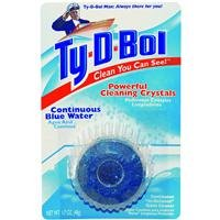 Willert Home Prod. Ty-D-Bol Blue Tab Automatic Toilet Bowl Cleaner