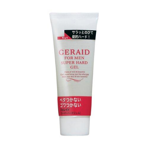 Shiseido GERAID   Hair Styling Gel   Super Hard Gel 150g