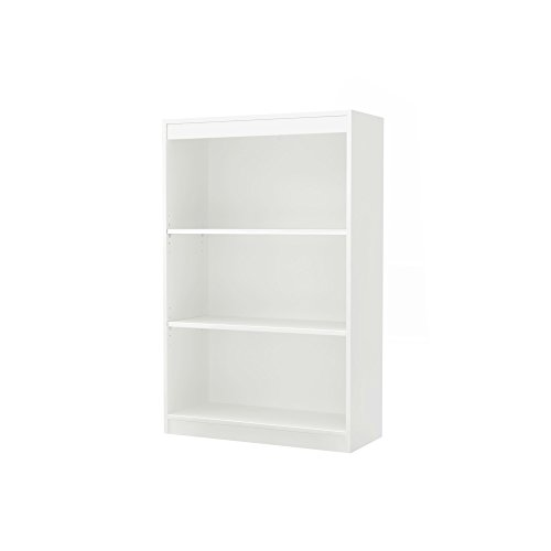 Collection 3 Shelf Bookcase - 1