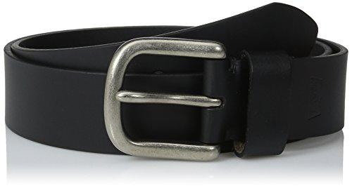 Levi's Men's Bridle Belt with Hand-Stitched Bartack