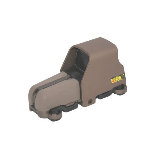 Dual Throw Lever - EOTech 553.A65TAN Military HOLOgraphic Weapon Sight (Tan)