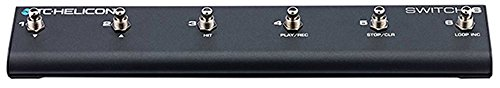 TC Helicon Switch 6 Amplifier Footswitch by TC-Helicon