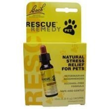 Rescue Remedy Bach Pet Natural Stress Relief Size: 20ml by Rescue Remedy