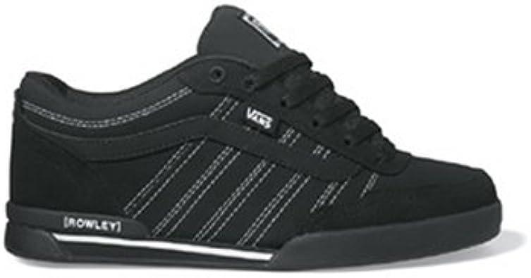 Vans Rowley XL3 Black/White/Black Shoe