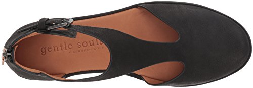 Kenneth Nydia Black Platform T Women with by Cole Shoe Wedge Souls Gentle Strap FnXRgSq